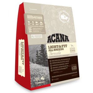 Cheap Acana Light and Fit 13kg