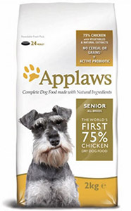 Cheap Applaws All Breeds Senior Dog Chicken 2kg