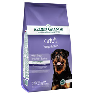 Cheap Arden Grange Adult Large Breed Chicken & Rice 2kg
