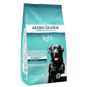 Cheap Arden Grange Adult Light Chicken & Rice 6kg