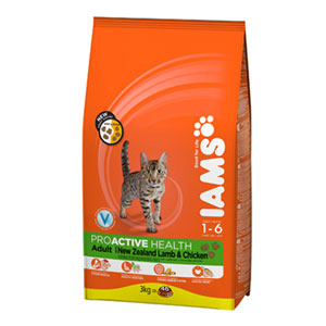 Cheap Iams ProActive Health Adult Lamb & Chicken 300g