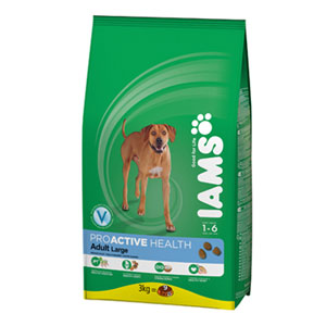 Cheap Iams ProActive Health Adult Large Breed 3kg
