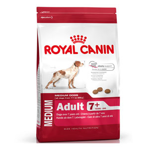 Cheap Royal Canin Medium Adult 7+ 15kg
