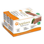 Applaws Cat Pate Multi Pack Orange 7 x 100g