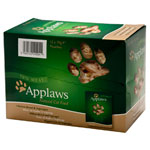 Applaws Chicken with Asparagus Pouch 12 x 70g