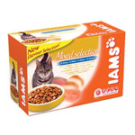 Iams Adult Mixed Selection in Gravy 12 x 100g