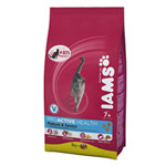 Iams ProActive Health Mature & Senior Ocean Fish 2.55kg