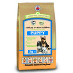 James Wellbeloved Puppy Turkey & Rice 15kg