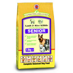 James Wellbeloved Senior Dog Lamb & Rice 15kg