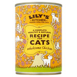 Lily's Kitchen Wholesome Chicken for Cats 6 x 400g